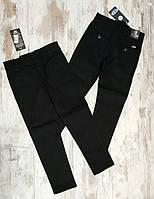 Детские школьные джинсы Tati для мальчиков 10-13 лет, черные