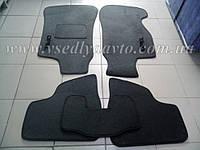 Ворсовые коврики в салон OPEL Astra G/Classic (Серые)