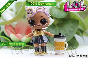 Кукла LOL Surprise D.J. - Glam Гламурная Дива Лол Сюрприз Без Шара Оригинал