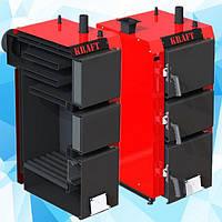Твердотопливный котел Крафт (Kraft) S 15 кВт (механика)