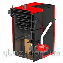 Пеллетный котел Kraft серия F 20 кВт c горелкой Oxi, фото 2