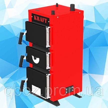 Традиционный котел Kraft серия E 12 кВт, фото 2