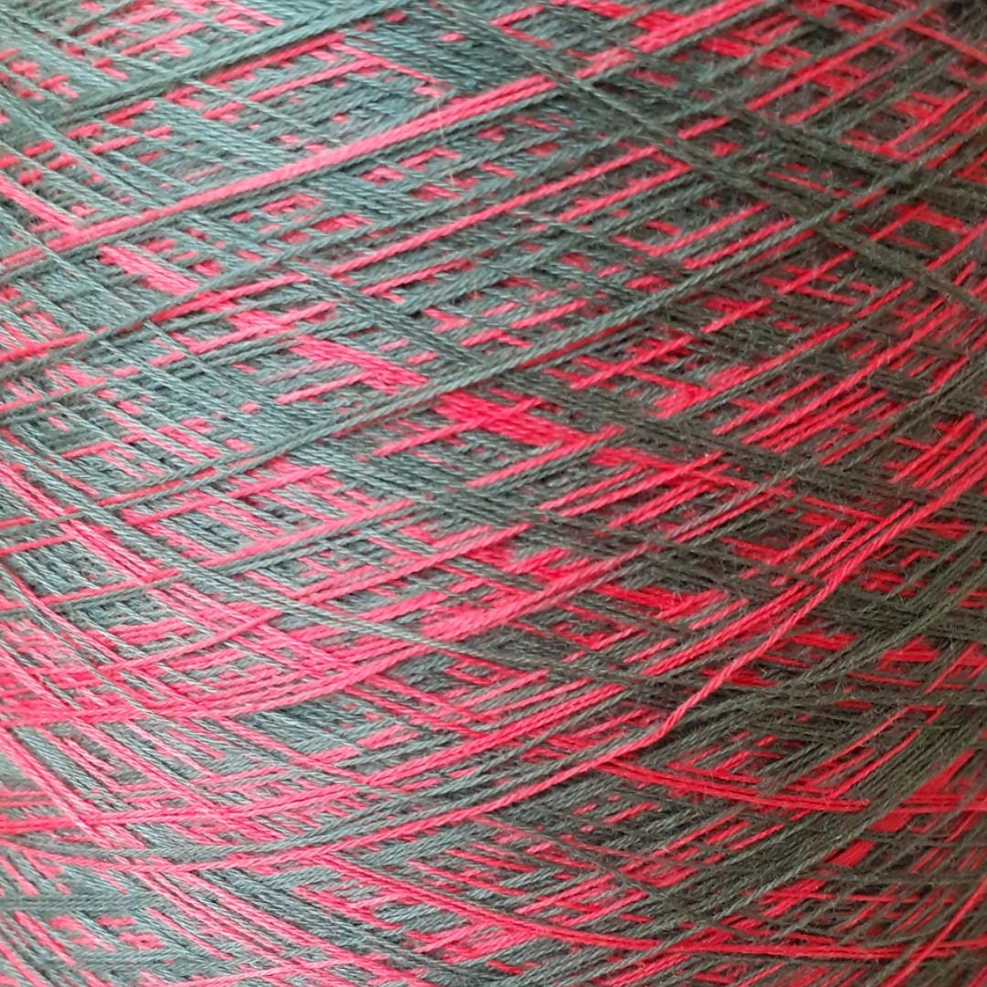 100% хлопок MISSONI CAMP.UOMO - бобинная пряжа для машинного и ручного вязания
