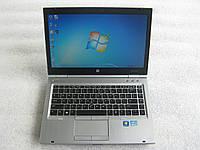 14' ноутбук HP EliteBook 8470P i5-3320M 2.6 GHz 4 GB 320GB АКБ 3ч#790