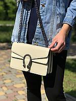 Сумочка женская через плечо, сумка с цепочкой