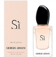 Женская парфюмированная вода GIORGIO ARMANI SI Оригинал! 30 мл ORGAP /24
