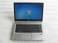 14' ноутбук HP EliteBook 8470P i5-3320M 2.6 GHz 4 GB 320GB web-cam АКБ 3ч#789