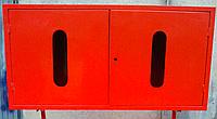 Щит пожарный закрытого типа (625х1250х300) пожарный стенд, пожарный пост