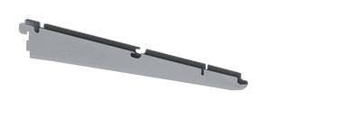 Кронштейн для полки. Гардеробная система. Кронштейн для сетчатой полки. Серый 334 мм Larvij L9230GA