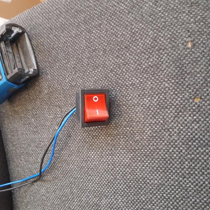 Кнопка включення до будь-якого акумуляторної оприскувачі квазар (електро Forte . Мрія)