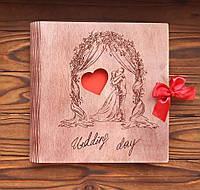 Весільний альбом з деревом