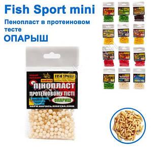 Пенопласт в протеиновом тесте Fish Sport Опариш