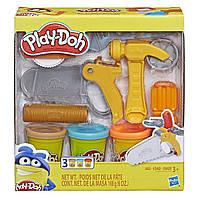 """Набор пластилина Play-Doh """"Строительные инструменты"""", E3565/E3342"""