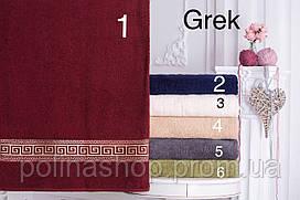 "Махровая простынь ""Grek"" 160х220 (Турция)"