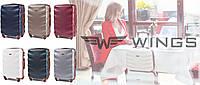 Чемодан WINGS 402 Exclusive АБС-пластик, малый S, фото 1