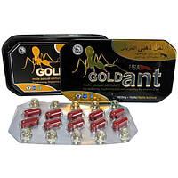 Золотой Муравей США (Gold Ant USA) - натуральный стимулятор потенции 10 шт.
