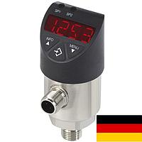 Электронное реле давления с индикатором wika psd-4