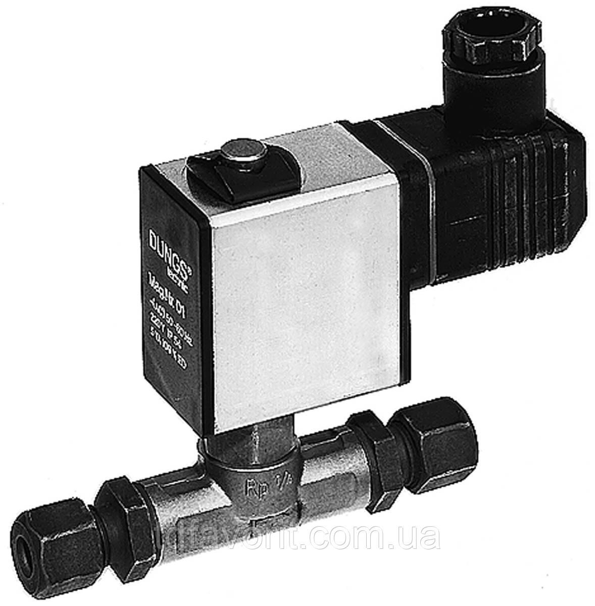 Клапан газу запалювальної свічки DUNGS MV 502