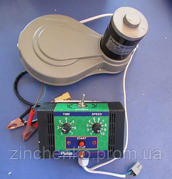 Электропривод ременной для медогонки Pulse RD 1012M (12 вольт, 100 Ватт)