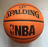 Мяч баскетбольный SPALDING NBA (размер 7), фото 2