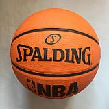Мяч баскетбольный SPALDING NBA (размер 7), фото 7