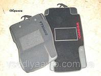 Водительский коврик текстильный для AUDI A2 (1999-2005)