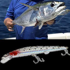 Рыбка-приманка для рыбалки Twitching Lure, фото 3