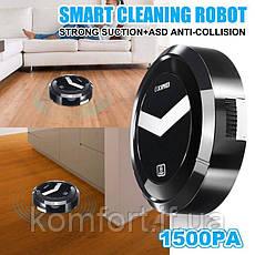 Робот-пылесос  Smart USB Аккумуляторный, фото 3
