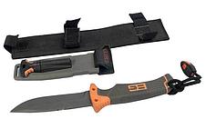 Нож туристический Gerber Bear Grylls Ultimate Pro Fixed Blade, нож для выживания с огневом Беар Грилс, фото 3