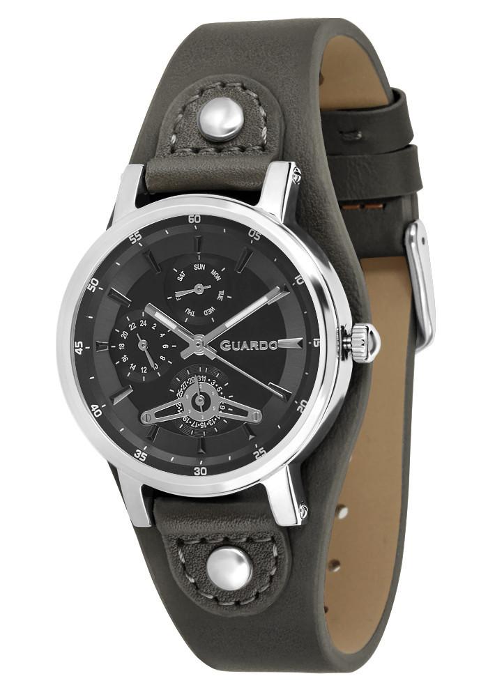 Часы женские Guardo 011265-1 черные