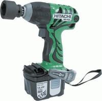 Ударный аккумуляторный гайковерт Hitachi WR14DL