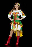Украинский национальный женский костюм №14
