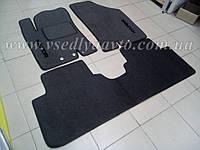 Ворсовые коврики HYUNDAI ix20 (Серые)