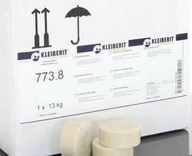Клейберит 773.8 клей-расплав для приклеивания кромки на оборудовании Holz-Her, цвет - слон. кость, 45 патронов