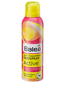 Balea дезодорант антиперспирант Anti-Transpirant Deospray Active 200мл