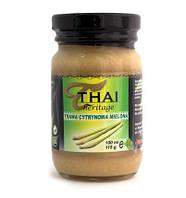 Молотая лимонная трава (Лемонграсс) Thai Heritage, 105г