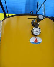 Буран New 10+ГВС котел длительного горения на дровах с водяным контуром, фото 2