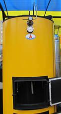 Буран New 10+ГВС котел длительного горения на дровах с водяным контуром, фото 3