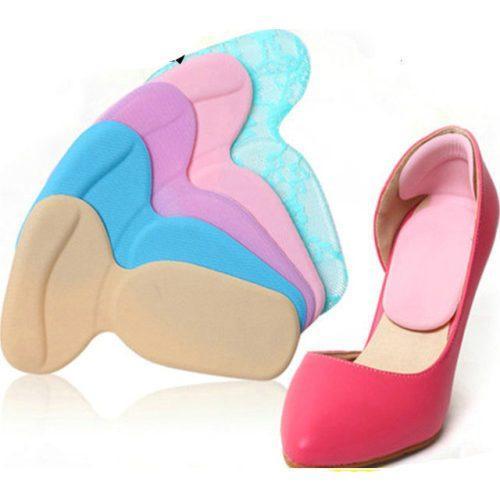 Стельки накладки в обувь от натирания пяток.