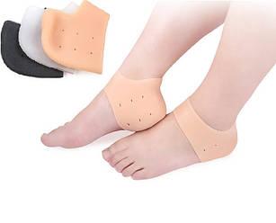 Силіконовий напяточник - найкраще рішення для захисту ніг від тріщин і сухості