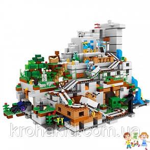 """Конструктор BELA 10735 My World """"Горная пещера"""" (аналог Lego Майнкрафт, Minecraft -21137), 2886 деталей, фото 2"""