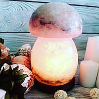 Соляная лампа «Грибок» 3-4кг