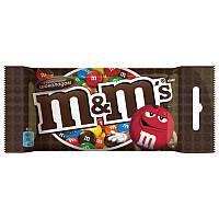Драже M&Ms с шоколадом  50 г. блок 36 шт.