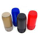 Портативная колонка со светомузыкой JBL Pulse 3 Mini (Красная), фото 5