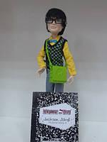 Кукла Monster High Джексон Джекилл Базовый - Jackson Jekyll Basic + подставка б/у