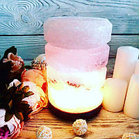 Соляная лампа «Свеча» 4-5кг