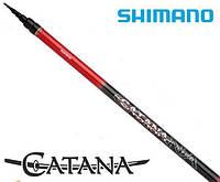 Удочка Shimano Catana BX TE 4-600 (Удилища для рыболовов любителей и профессианалов)