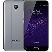 Защитное противоударное стекло для телефона  Meizu M2  (Мейзу, стекло, стекло для смартфона)