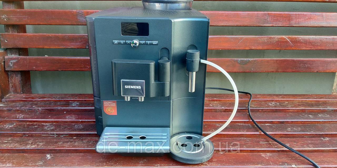 Кофемашина кофеварка Сименс Siemens EQ.7-series TE717209RW