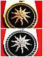 61 Подвески кресты в стразах. Позолоченные кулоны Xuping оптом, фото 7